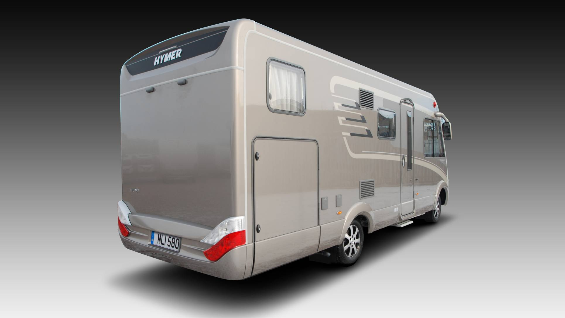 HYMER ML-I MJ 2016
