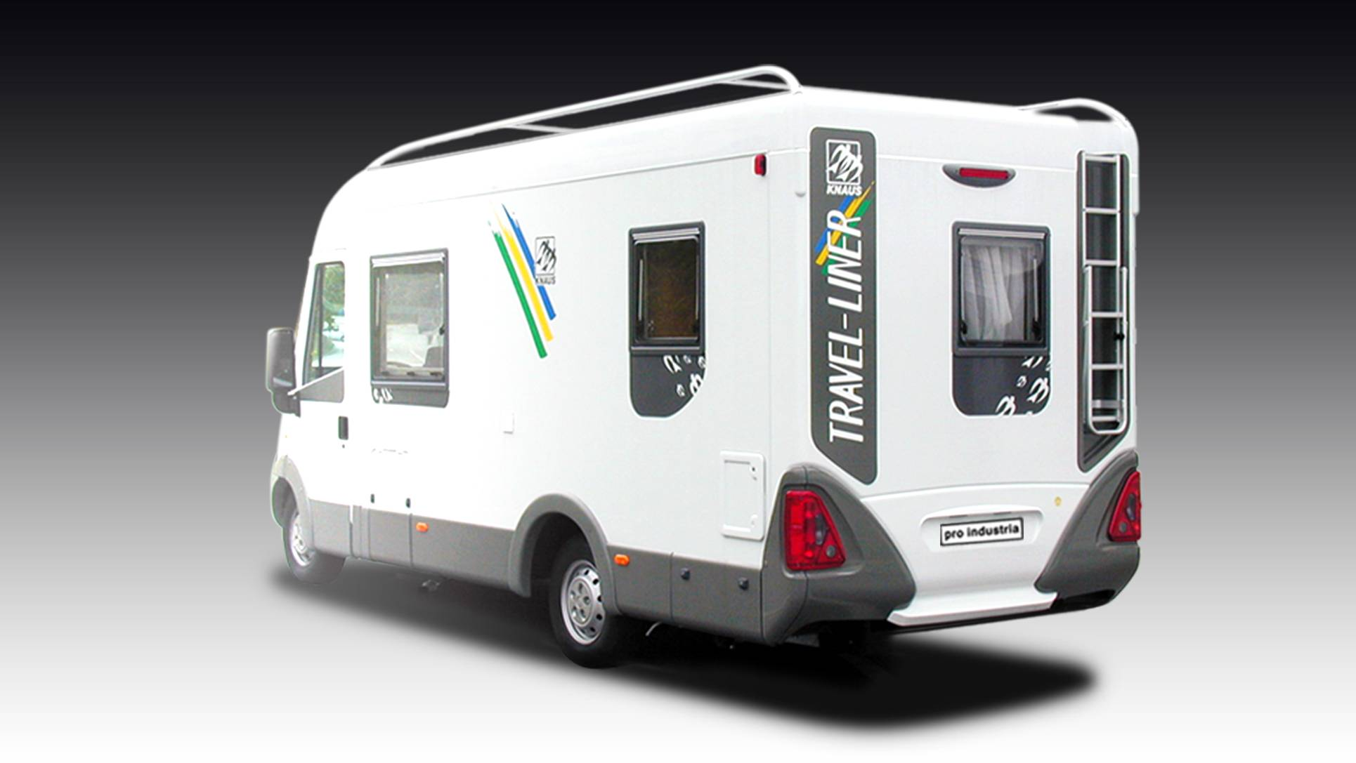 KNAUS Travel-Liner MJ 2000