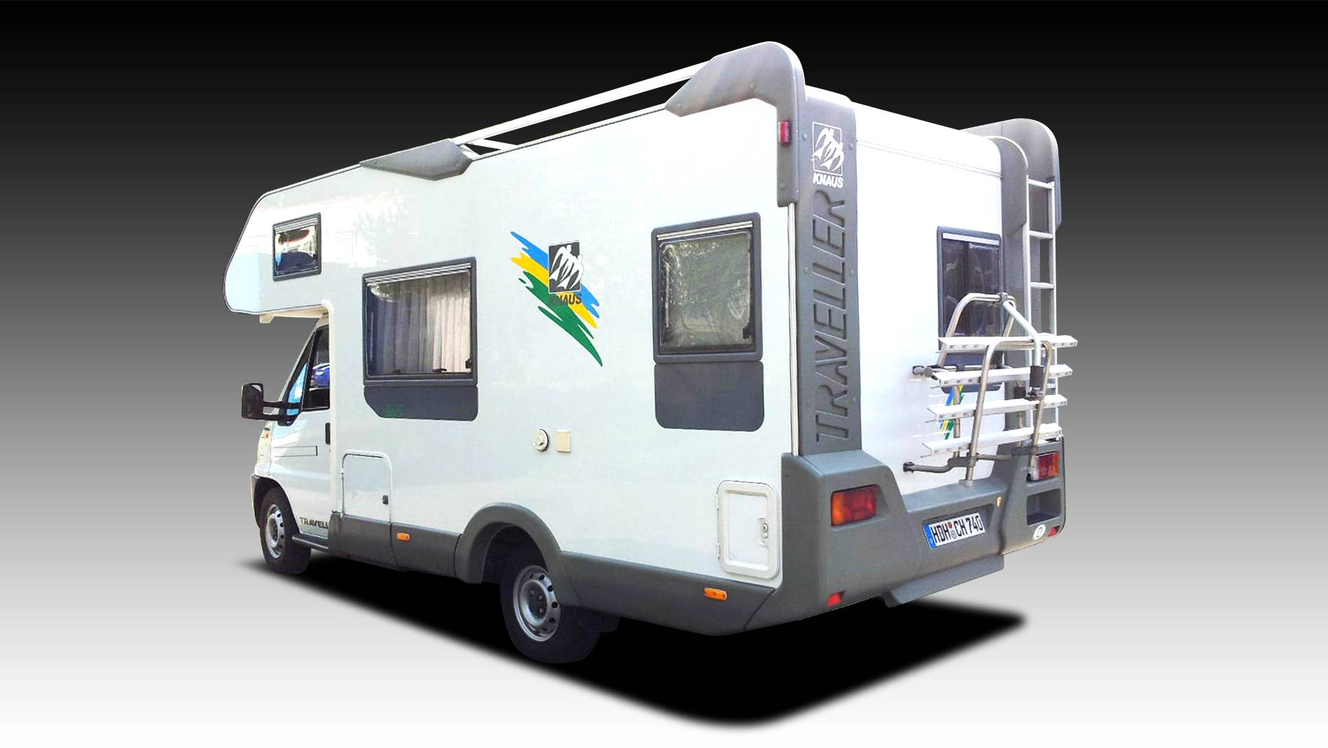 KNAUS Traveller MJ-1995 HP 01